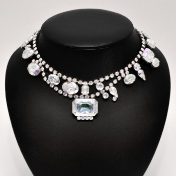 Collier in Crystal AB (4461)